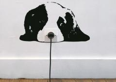wallsticker valp