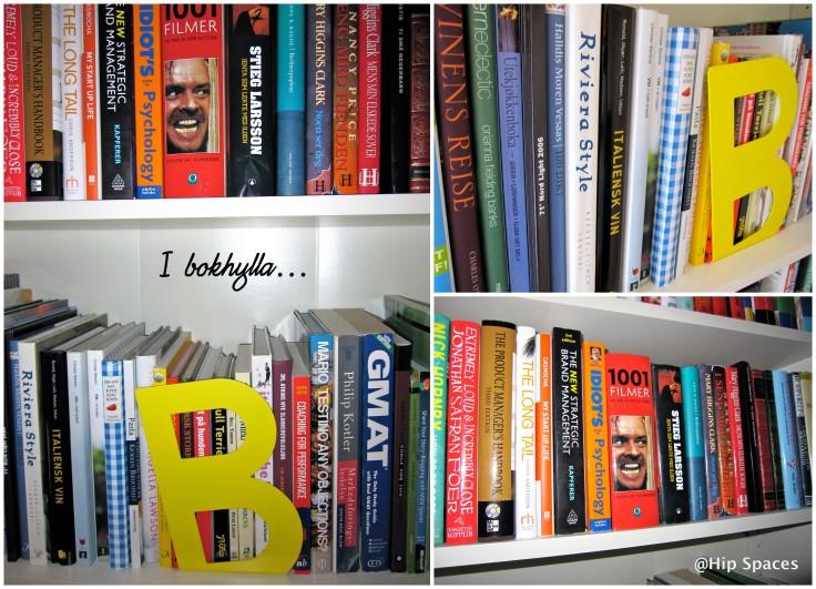 Fargerikt med bøker