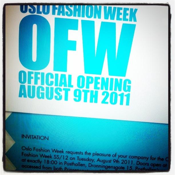 OFW invitasjon