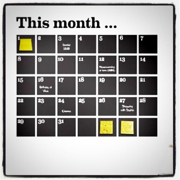 Ferm living kalender