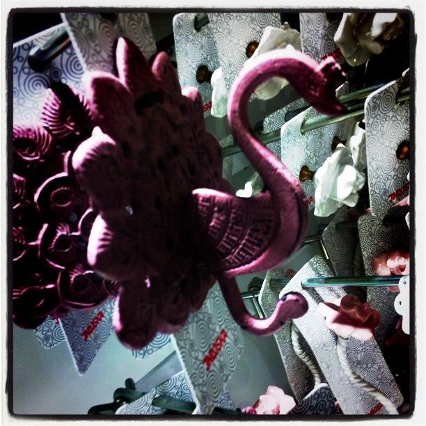 rosa svaneknagg