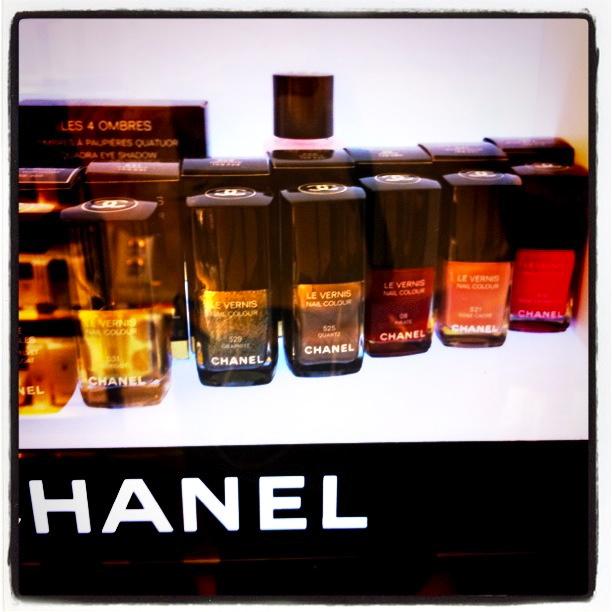 Neglelakk fra Chanel