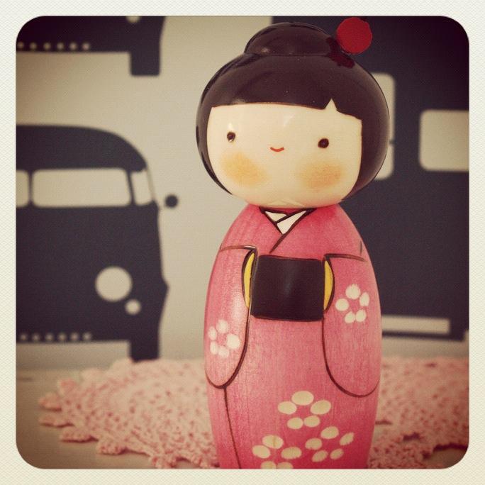 Søte små Geishaer