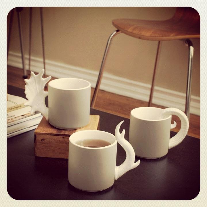 Søte små kaffekopper
