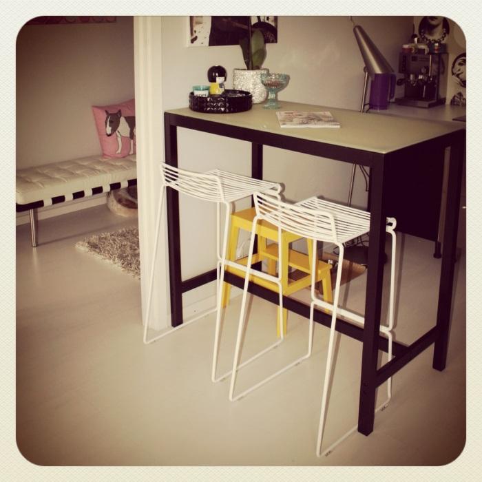 Barbordet Ammerö fra Ikea