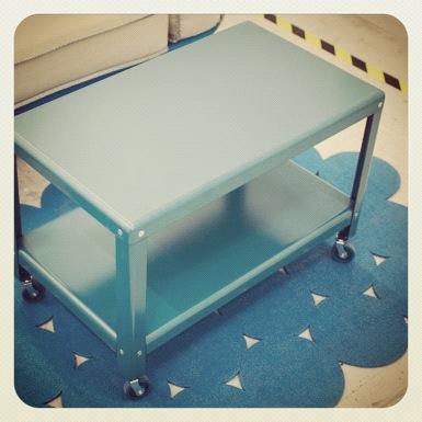 Bord på hjul, IKEA PS