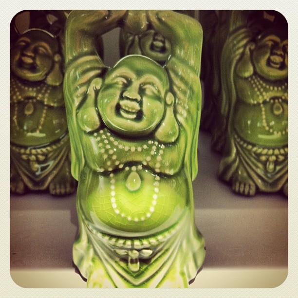 Buddah fra Indiska