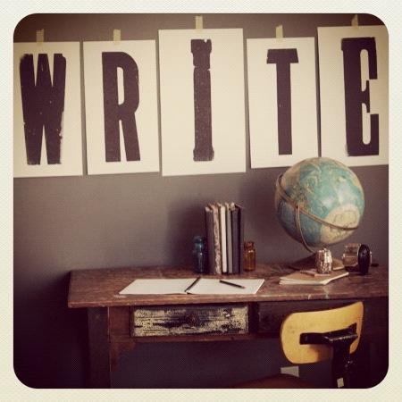 Write fra Roll & Tumble press