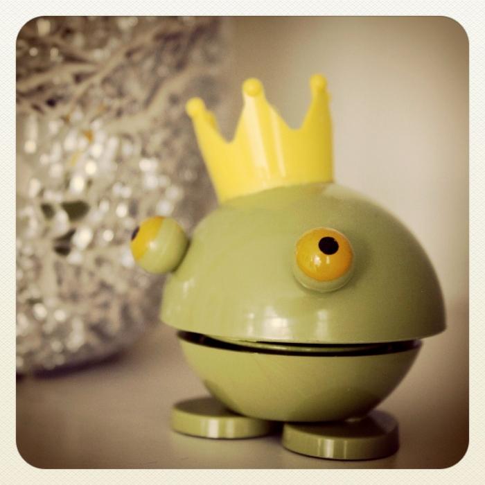 Froskeprins fra Hoptimist