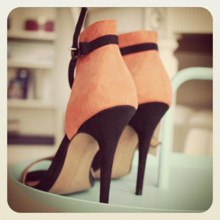 sandaler fra Zara
