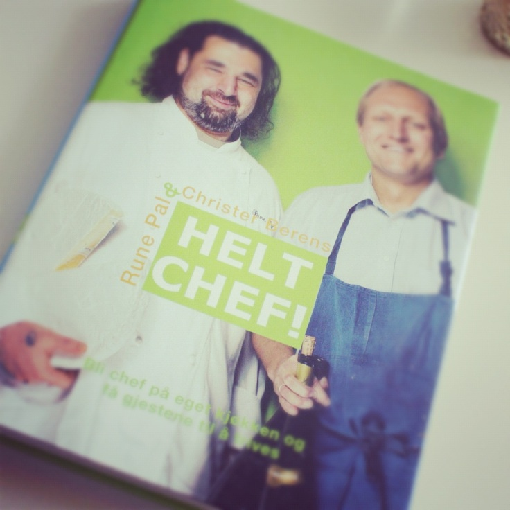 Helt chef - kokebok
