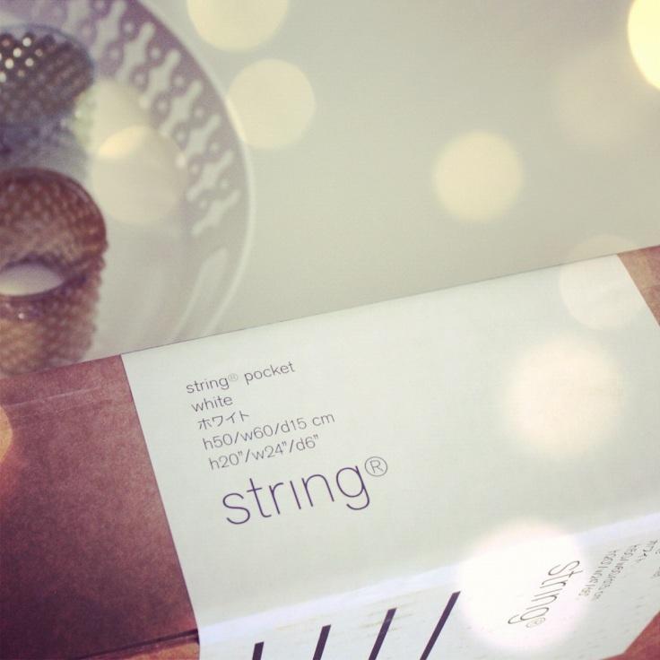 String pocket
