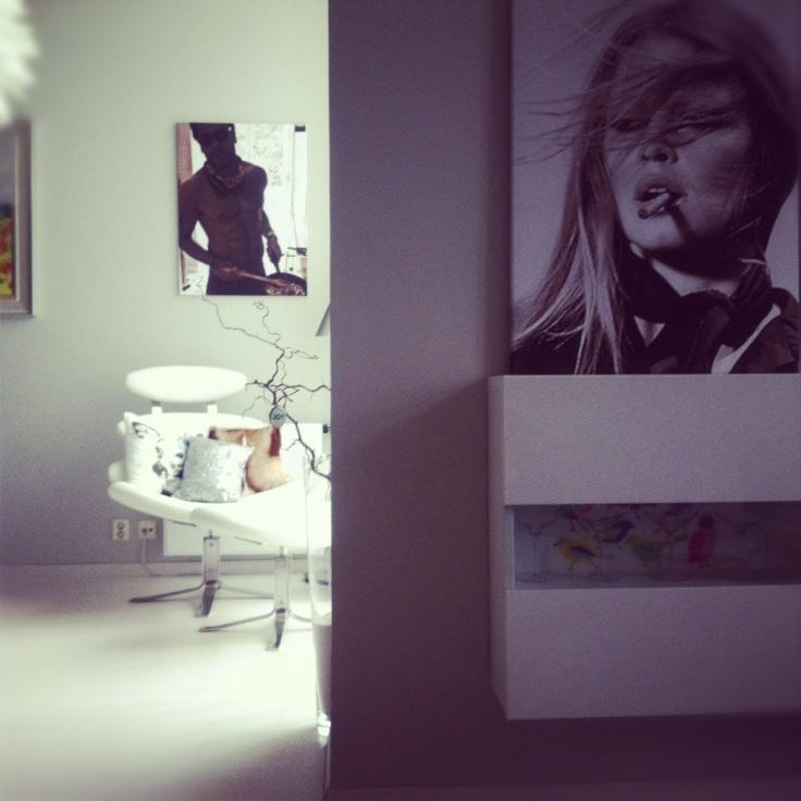 Brigitte Bardot og Lenny Kravitz