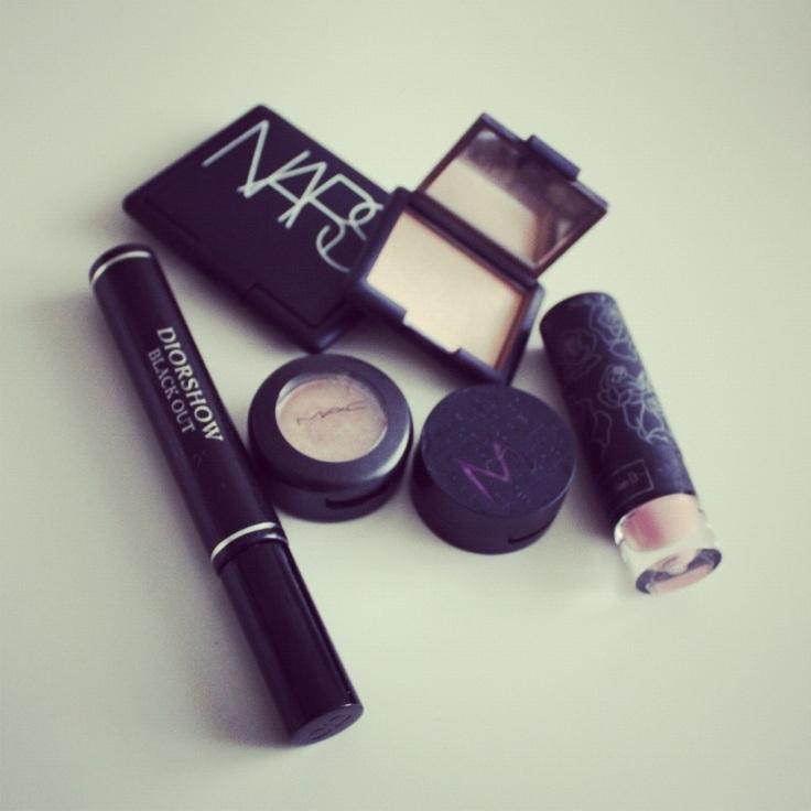 Favoritt make-up