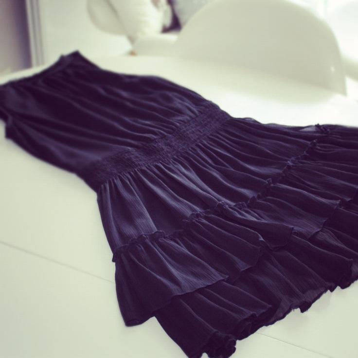 Kjole fra Zara TRF