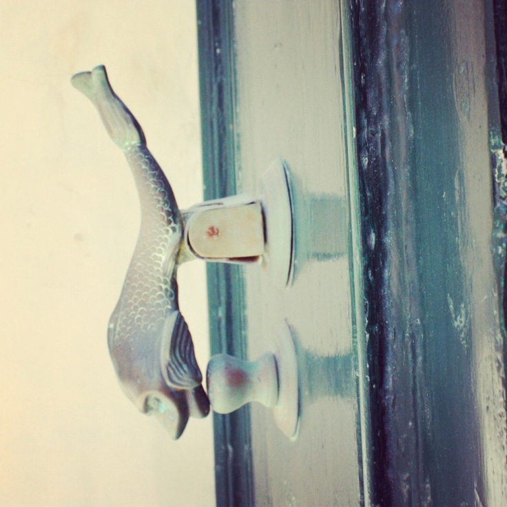 dørhåndtak i Mdina