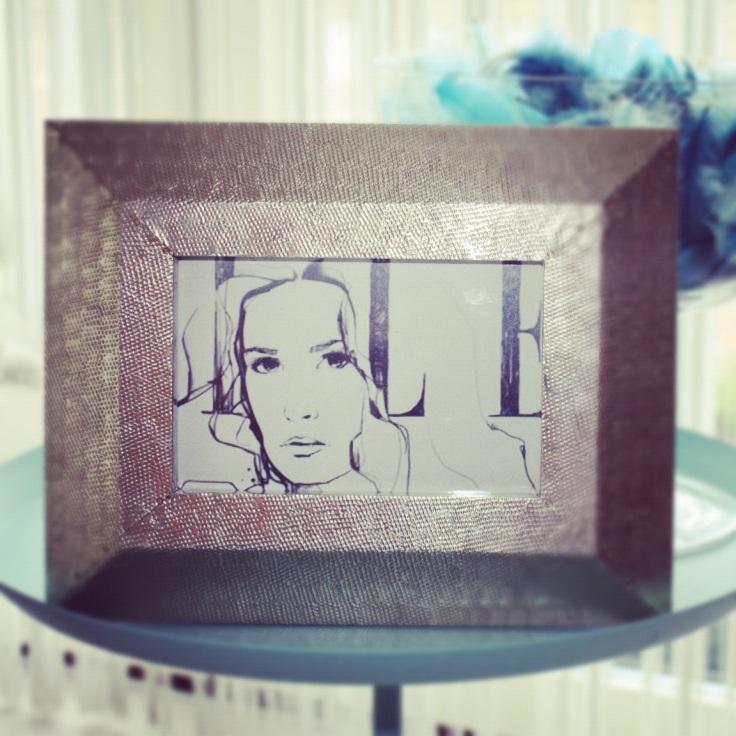 bilderamme fra Zara Home