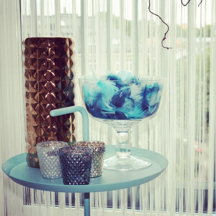 gullvase fra Zara Home