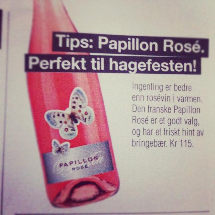 Papillon Rosevin