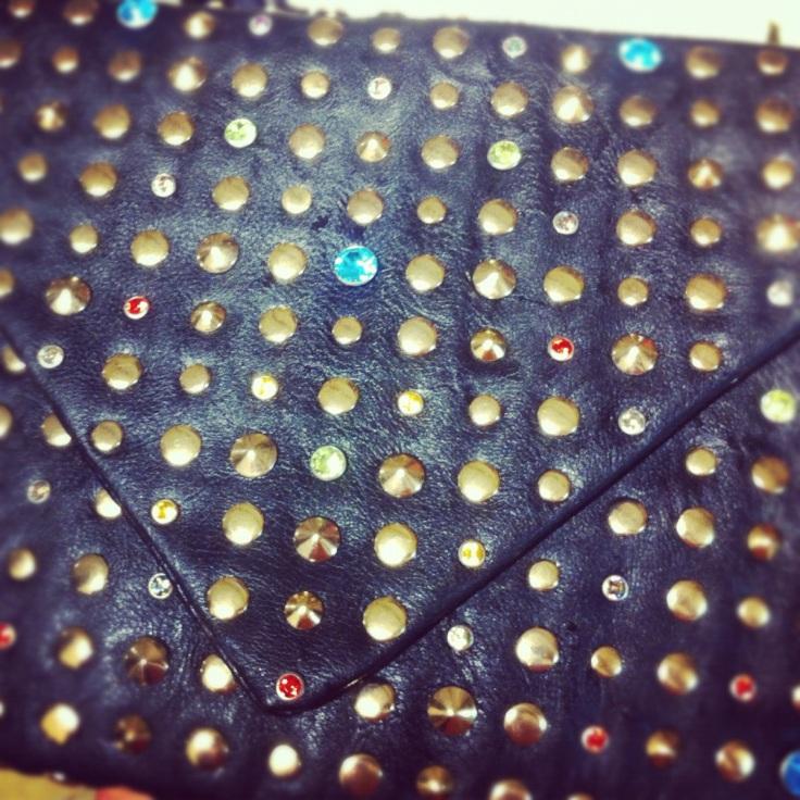 Clutch fra Zara