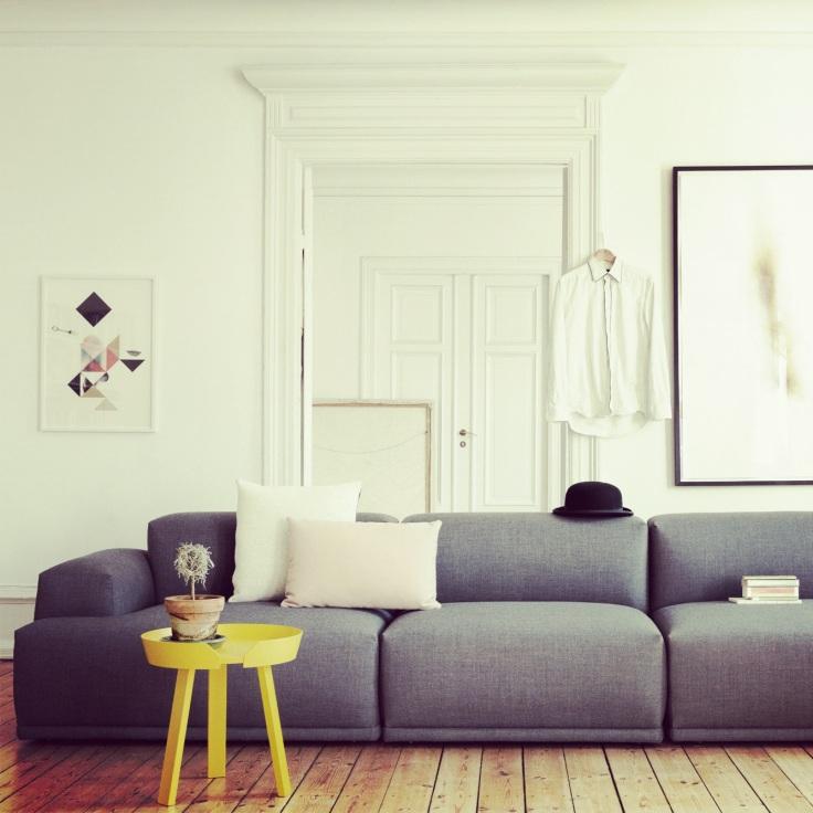 sofa fra Muuto