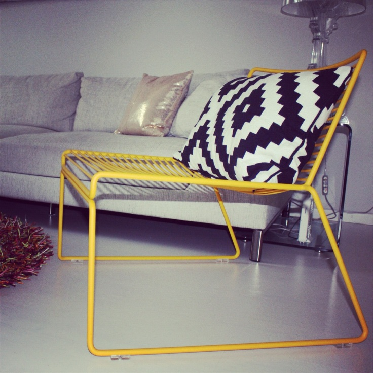 Lounge chair fra Hay