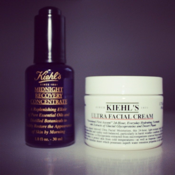 Kiehls midnight recovery