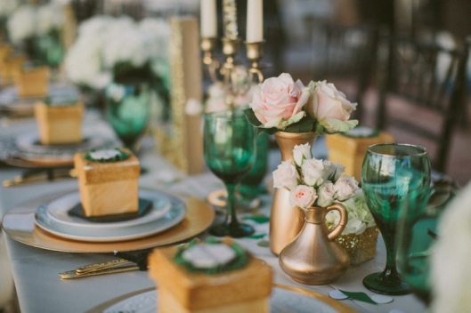 Emerald-Green-and-Gold-Engagement-Party-Inspiration_0016